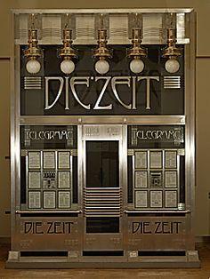 … Art Nouveau Architecture, Architecture Details, Estilo Art Deco, Glass And Aluminium, Art Deco Buildings, Art Deco Design, Koloman Moser, Art Deco Fashion, Interior Design
