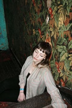 "Angel Olsen.Album: ""Burn Your Fire For No Witness"". Track: ""High & Wild"". http://www.youtube.com/watch?v=W_zivvTxfaA&list=RDW_zivvTxfaA"