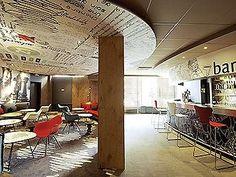 Ibis Hotel in Paris.....spent 4 nights here in 2013!