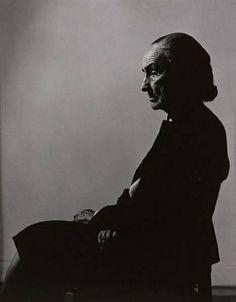 Phillipe Halsman, portrait Georgia O'Keeffe, Bonhams