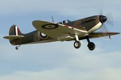 Spitfire Mk1 Dunkirk Veteran