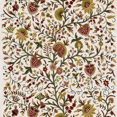 Jacaranda Fabric - Cowtan Design Library
