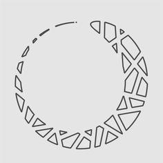 Circle and Geometry - Circle Geometry, Geometry Pattern, Circle Art, Geometric Circle, Geometry Art, Circle Logos, Geometric Logo, Circle Pattern, Circle Design