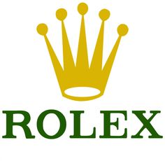 Logo 8- Rolex It gives a sense of royalty, which is what the watch is a status symbol of. Well personified logo.
