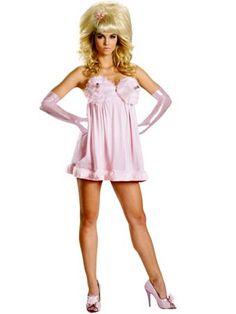 Fembot Costume - Womens Austin Powers  Costumes