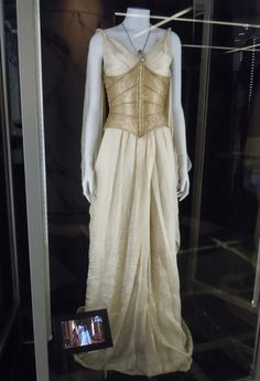 costume worn by Gemma Arterton as Tamina  in Prince of Persia: The Sands of Time