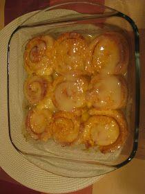 Gluten Free Food: Gluten Free Orange Rolls