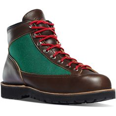 sports shoes fead1 11dcb USA Crafted The Danner Ridge Dark Brown is a new style and a collaboration  boot with