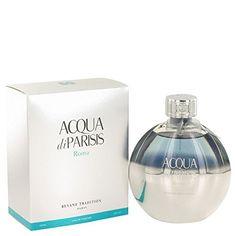 Reyane Tradition Gift Acqua Di Parisis Roma Perfume 3.3 oz Eau De Parfum Spray for Women. Acqua Di Parisis Roma Perfume by Reyane Tradition. Size/Type: 3.3 oz Eau De Parfum Spray. By Reyane Tradition for Women.