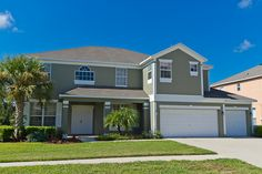 Emerald Island 7 Bedroom Orlando Vacation Rental