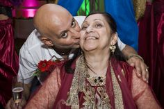 """DR M Loves A Theme Birthday Party....So Hannie's 75th Was """"Bollywood"""" All The Way!"""