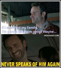 Who's Wayne?