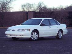 1992 Taurus SHO sedan
