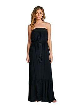 """Maxi Dresses - Vanilla Bay """"Fringe"""" Maxi Dresses"""