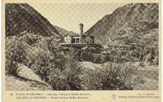 VALLS D'ANDORRA 'ENCAMP. EMISSORA RÀDIO ANDORRA'. FOT. V. CLAVEROL.