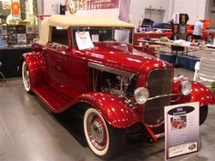 1932 Ford Cabriolet by Ed's Rods