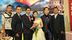 Đám cưới Trang