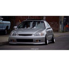 Ek Civic Coupe