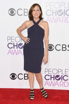Molly Shannon - Every Look from the 2017 People's Choice Awards  - Photos