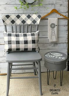 repurposed furniture DIY Repurposed Cheese Box Becomes A Fun Coffee Themed Side Table Repurposed Furniture, Shabby Chic Furniture, Rustic Furniture, Vintage Furniture, Living Room Furniture, Modern Furniture, Home Furniture, Outdoor Furniture, Cheap Furniture