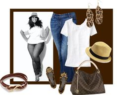"""""""Love Your Body"""" by hope-houston on Polyvore"""