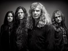 Megadeth - There Is No Substitute - I love this band.