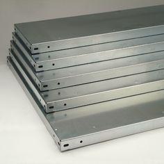 GTARDO.DE:  Stahlfachboden 100x30 cm, Fachlast 150 kg 10,00 €