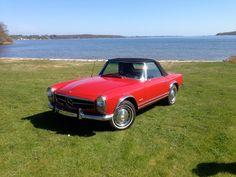 1969 Mercedes-Benz 280 SL Pagoda - Estimate (£): 35,000 - 40,000. EU registered LHD