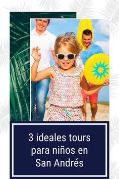Estos son algunos de los tours para niños en San Andrés ¿Vacaciones con niños? Si, definitivamente se puede disfrutar de una vacaciones tanto como tus hijos, sólo debes conocer de que forma podrás lograrlo, aquí te dejamos tres opciones ideales para el disfrute de los pequeños del hogar… Tours, Sports, Movies, Movie Posters, Santos, Shape, St Andrews, Getting To Know, Vacations