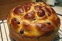 Ukrainian Easter Bread - Paska - Flickr by Blue Fin