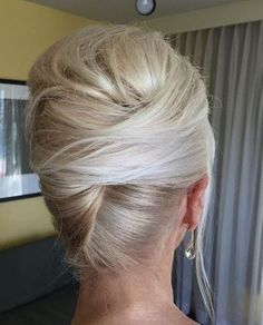 french twist updo - Google Search