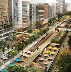 CATCH UP 08/25/2017 Parque Elevado Chapultepec_proyecto catalizador para generar comunidad en la Ciudad de México | FRENTE arquitectura y RVDG arquitectura + urbanismo