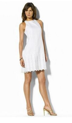 Get Wrapped Up In A Sheath Dress | Svelte-fitting white sheath ...