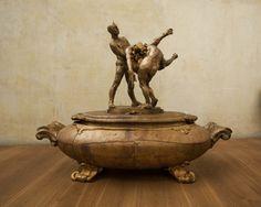 Escultura de Javier Marín en bronce. Javier Marín's bronze sculpture. Escultura contemporánea. Contemporary sculpture. Figura humana. Human form. Bronce a la cera perdida. Lost wax bronze. javiermarin.com.mx » BRONCE