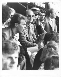 David Bowie, Elton John, George Michael, Princess Diana - LIVE AID, 1985, Wembley Stadium