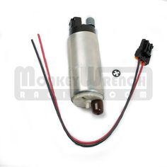 255LPH In-Tank Fuel Pump /& GOLD Cleanable Filter Kit for Honda Civic EF EG EK