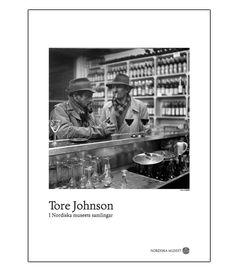 Affisch Tore Johnson Baren   Nordiska museet
