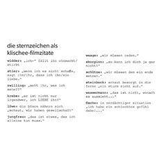 waage #löwe #zwilling #wassermann #fische #steinbock #film #schütze #sternzeichen #widder #jungfrau #klischee #skorpion #krebs #lustig #zitat #horoskop #stier