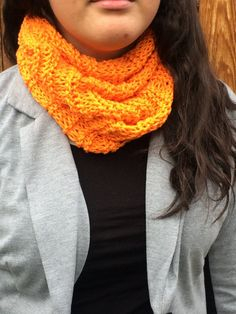 Check out this item in my Etsy shop https://www.etsy.com/listing/478214967/scarf-orange-beanie-multipurpose-crochet