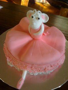 Ariya's 4th Birthday Cake
