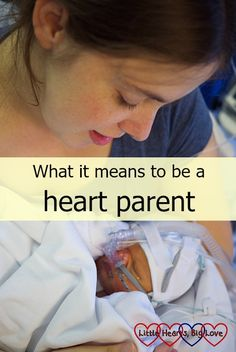 What it means to be a heart parent - an insight into life as a parent of a child with CHD -