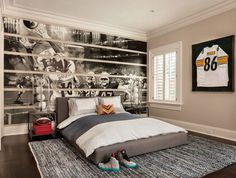 Home and bedroom wall design interior!