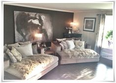 I need to find these couches for my movie room. Lounge Room, Tv Room Decor, Home Decor Furniture, Living Room Decor, Room Makeover, Home, Chill Out Room, Lounge Design, Living Room Furniture