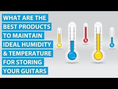 Guitar humidifier tools are a necessary component of upkeep. If your instruments are not stored at constant and appropriate temperature and humidity levels, the instruments' condition could deteriorate. Use these tools listed below to help keep your guitars looking and sounding their best. Guitar Humidifier, Guitar Storage, Types Of Guitar, Humidifiers, Temperature And Humidity, Display Case, Guitars, Instruments