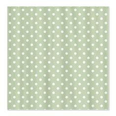 Green Polka Dot D1 Shower Curtain > Green Polka Dot D1 > White Cat Designs T-Shirts and Gifts