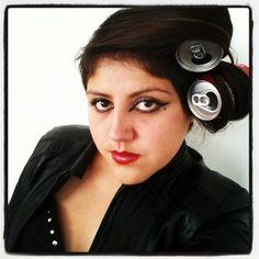 "#SamsungBornThisWay #LadyGaga #LadyGagaenMexico #LadyGagaBornThisWay #BornThisWayBall @krnphoenix's photo: ""y con este look estilo ""Telephone"" iria a ver a Lady gaga #SamsungBornThisWay @samsungmobilemx"""