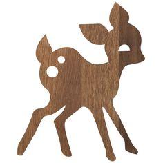 Ferm Living lampe My Deer