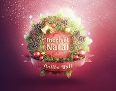 Our challenge was to develop the hole Christmas Campaign of Itatiba Mall, a shopping located in Itatiba - São Paulo,