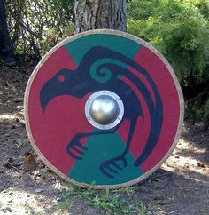 valkyriethais:    Roundshield by ~Haradsson