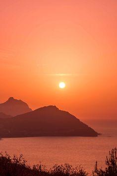 Sunset by Kamel Laribi